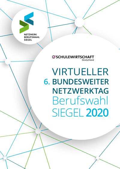 Netzwerktag-Berufswahl-Siegel-2020-Programmheft-Cover-400x565