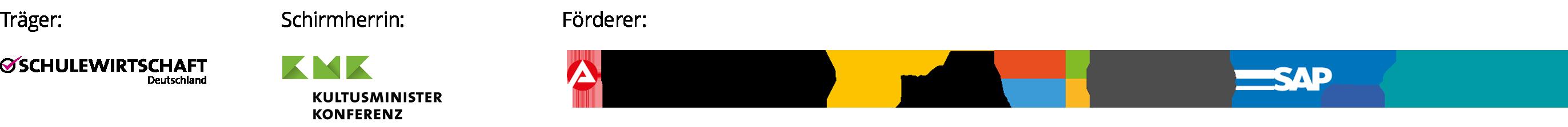 Berufswahlsiegel Akademie Logoleiste