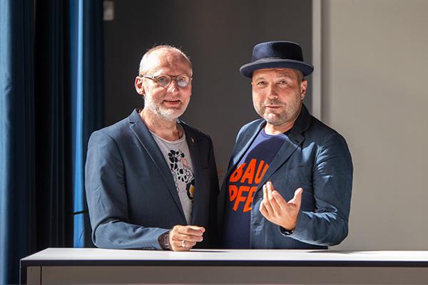 Netzwerk Berufswahlsiegel Siegelakademie Thomas Schmidt Max Thinius