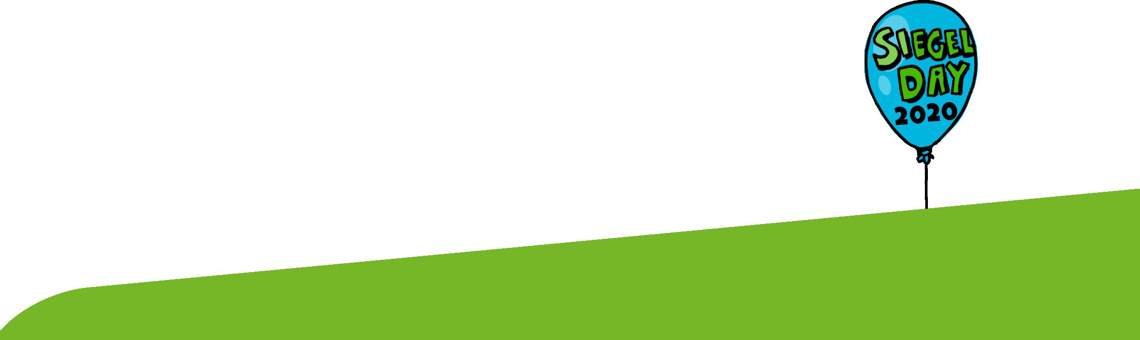 Netzwerk Berufswahlsiegel Siegelday Kopf Ballon Events 2020