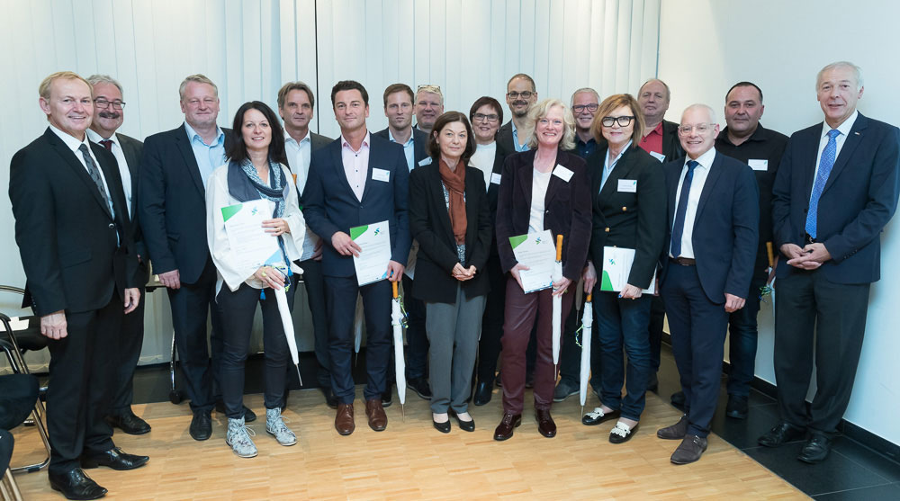 Berufswahl-Siegel 2017 Saarland