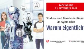 Fachtagung Studienorientierung 2017