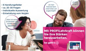 PROFILehrkraft – Das Online-Tool