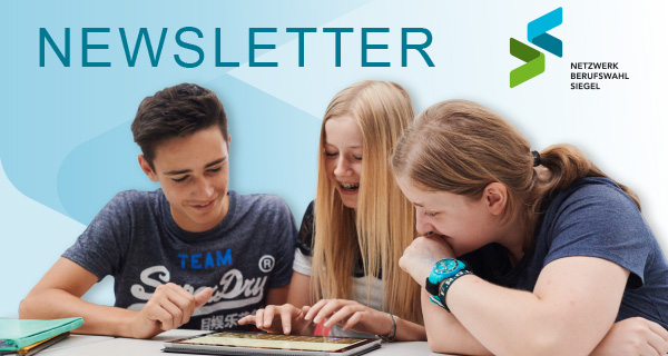 Berufswahl-SIEGEL-Home-Newsletter