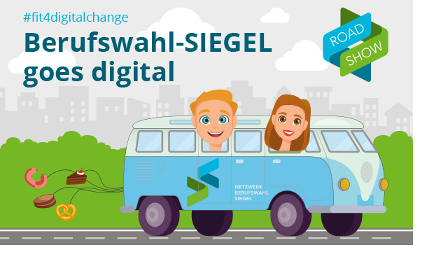Berufswahl-SIEGEL-News-Roadshow
