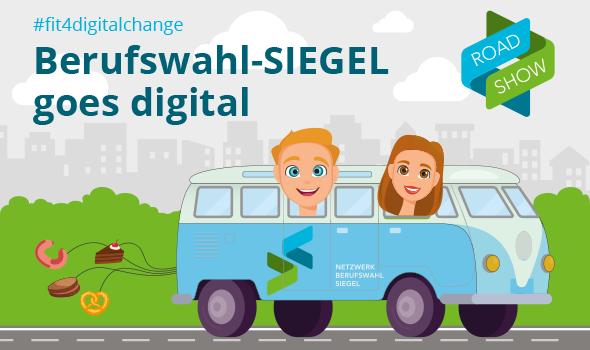Berufswahl-SIEGEL-Projekt-Roadshow