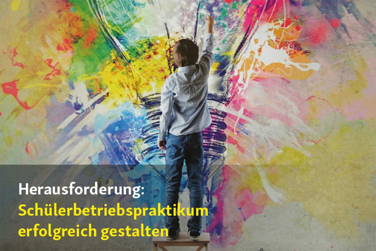 """Einladung Zur Fachtagung """"Herausforderung Schülerbetriebspraktikum"""" Am 16. Januar 2020"""