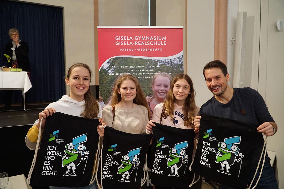 Gisela-Realschule Passau