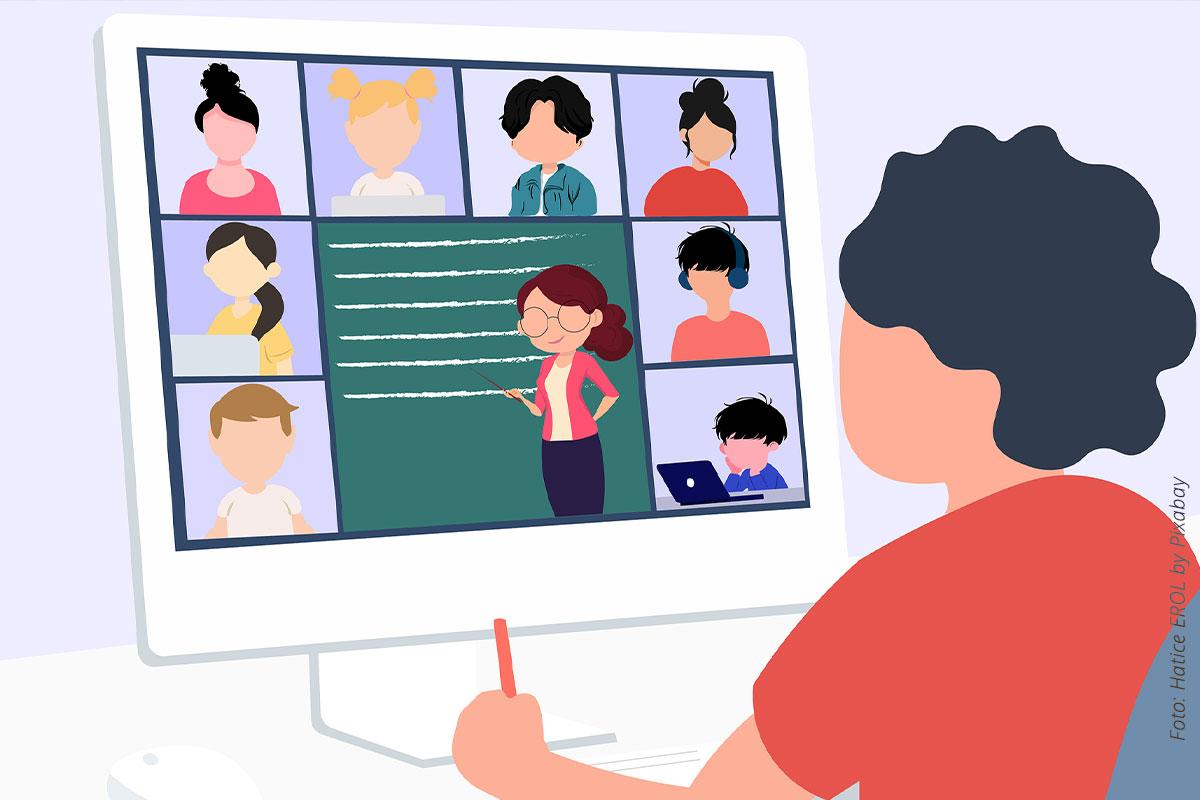 Deutsches Schulbarometer: Lehrkräfte Auf Online-Unterricht Gut Eingestellt